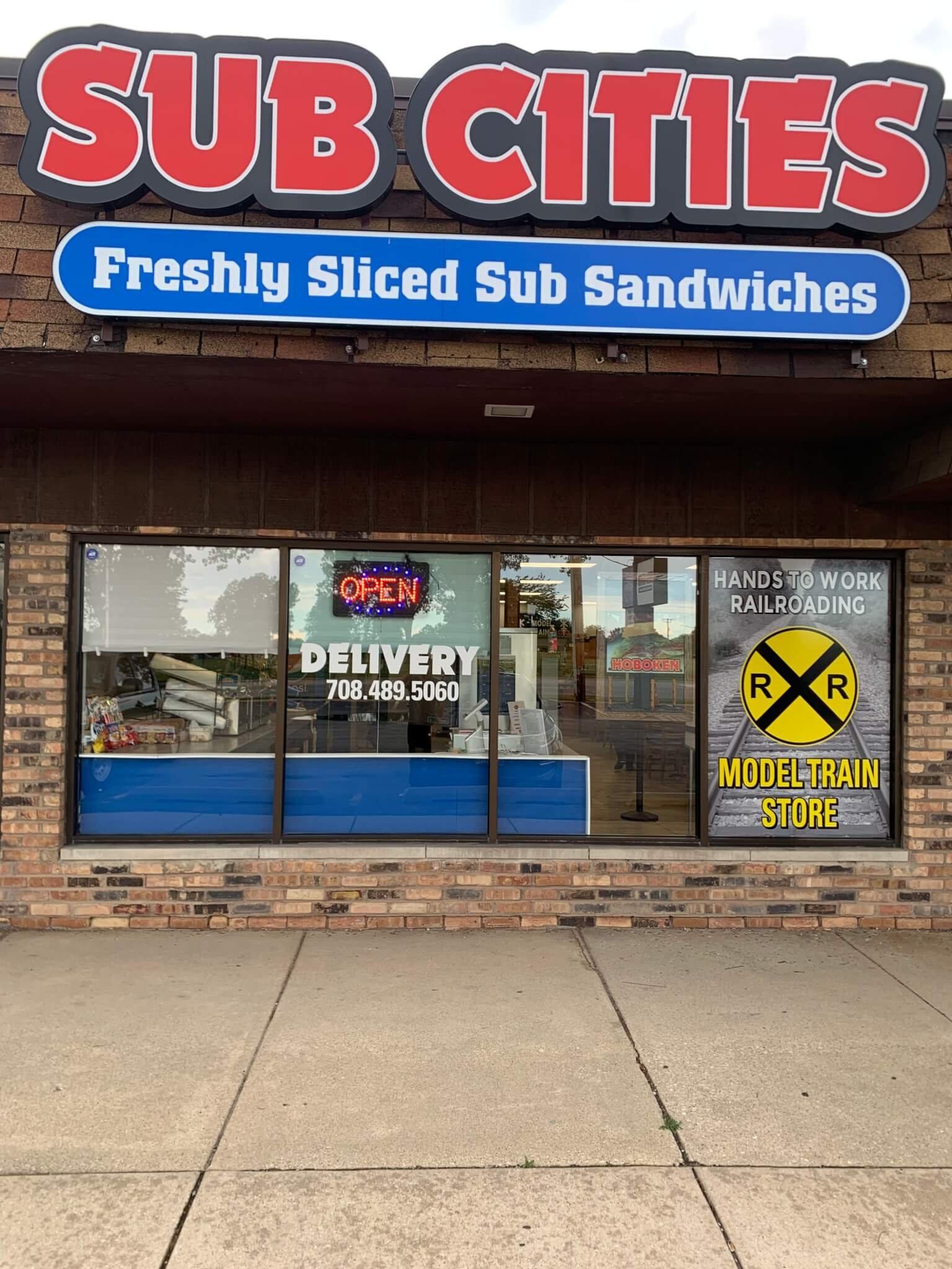 Sub Cities | Featured Sandwich Shop | Alsip, IL